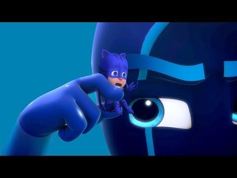 PJ Masks Episodes | PJ Masks Naughty Night Ninjas | PJ Masks New Compilation | Cartoons for Kids