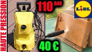 LIDL Hochdruckreiniger PARKSIDE PHD 110 D1 110 BAR 1300W 40€ (Untertitel)