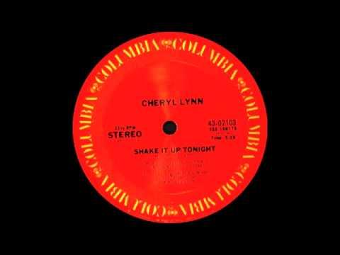 Cheryl Lynn - Shake It Up Tonight (Columbia Records 1981)