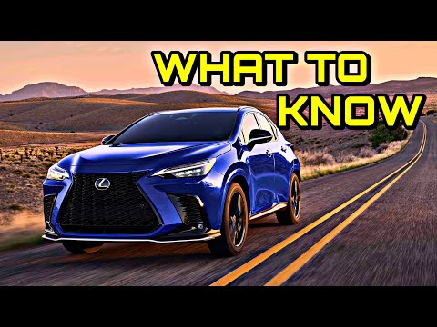 What Everyone NEEDS To Know About The 2022 Lexus NX