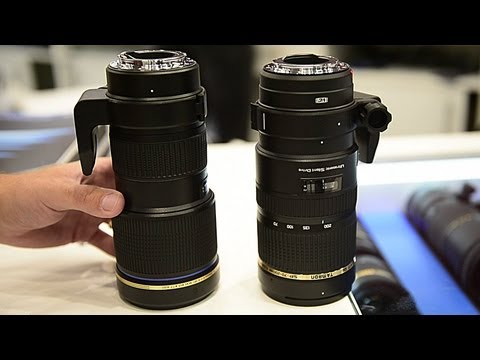 Tamron 70-200mm f2.8 VC hands on
