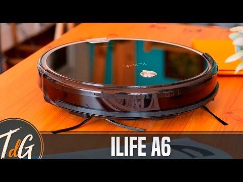 iLife A6 Robot Aspirador, review en español