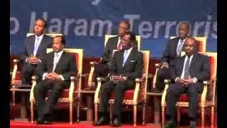 preview picture of video 'Tenue du Sommet de la CEEAC contre Boko Haram à Yaoundé'