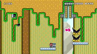 The Promised Land by jeffie- Super Mario Maker