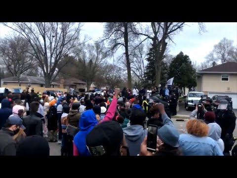 BREAKING: HUGE Protests BREAK OUT In Minneapolis After Another Black Man Fatally Shot By Police!