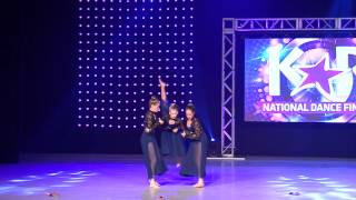 Aspire Dance Studio: Give Us A Little Love: Junior Trio