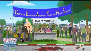 Picture of a game: Happy Wheels
