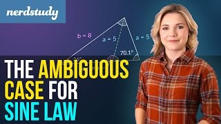 The Ambiguous Case For Sine Law - Nerdstudy