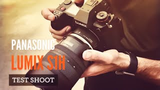 PANASONIC S1H Video // BEST full frame mirrorless CAMERA // TEST shoot with PANASONIC
