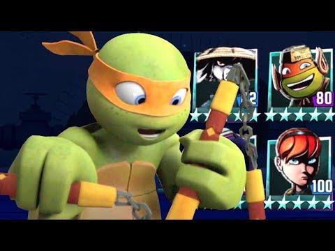 Ninja Turtles Legends PVP HD Episode - 446 #TMNT