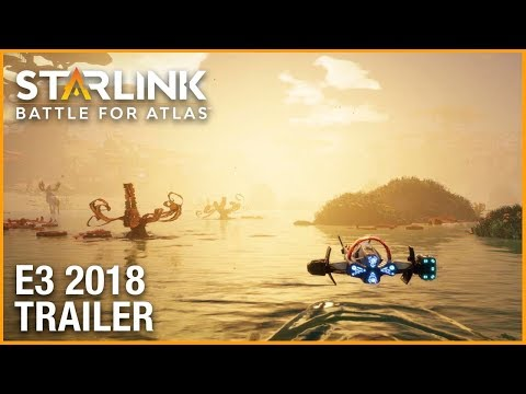 Starlink: Battle for Atlas: E3 2018 Gameplay Trailer | Ubisoft [NA] thumbnail