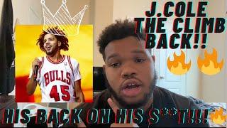 J COLE THE CLIMB BACK REACTION- HE'S BACK!!!!!!