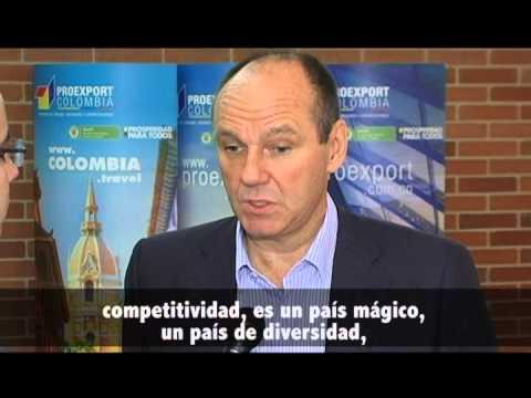 Industria europea de alimentos quiere ingredientes naturales de Colombia