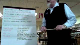 RAS Class 1 - Pt 02 History of Cribbage