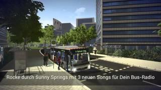 VideoImage1 Bus Simulator 16: MAN Lion´s City A47 M DLC 1