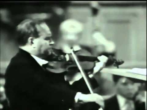 David Oistrakh - Shostakovich - Violin Concerto No 2 in C sharp minor, Op 129