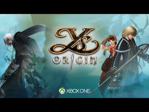Ys Origin - Xbox One Release Date Announcement Trailer de Ys Origin
