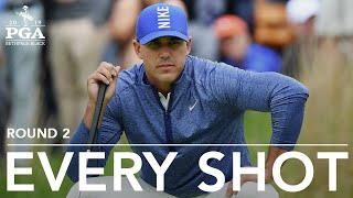 Brooks Koepka: Every Shot From His 2nd-round 65 At 2019 PGA Championship