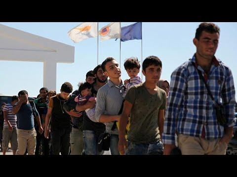 Η Κύπρος ζητά την μετεγκατάσταση 5000 προσφύγων/μεταναστών σε όλα τα κράτη μέλη της ΕΕ…