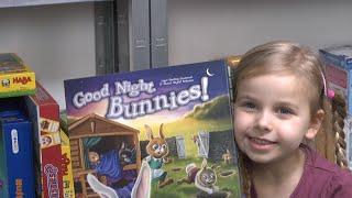 Good Night Bunnies! (Huch!) - ab 5 Jahre - kooperatives Kinderspiel