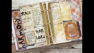 Documented Faith Planner Spread