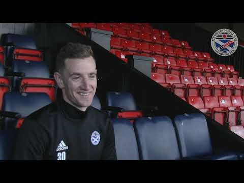 Aaron Muirhead Signing Interview 24 Jan 2019