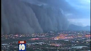 Massive dust storm hits Phoenix