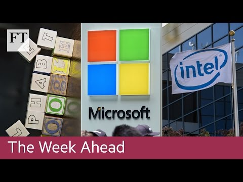 Tech earnings, French politics | The Week Ahead