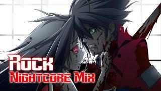 【1,7 HOUR】 Nightcore Rock Mix 2017 #58 | Alternative/Metal/Hard