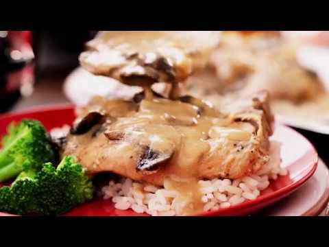 Campbell's Kitchen | Slow Cooker Smothered Pork Chops