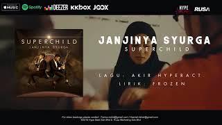 Gambar cover (OST TERATAI KEMBOJA) Superchild- Janjinya Syurga [Official Music Video]