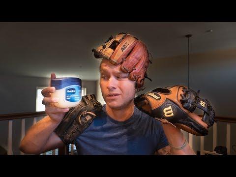 How to Break in a Baseball Glove like a Professional