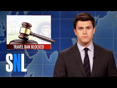 Weekend Update on Donald Trump's Executive Orders - SNL