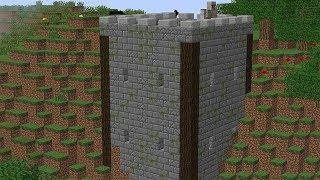 Sezon 7 Minecraft Modlu Survival Bölüm 12 - Farklı Kule