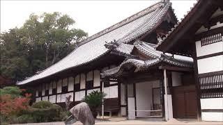 おかやまの紅葉スポット宝福寺