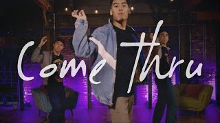 "Trevor Takemoto Choreography | ""Come Thru"" By Summer Walker Feat. Usher"