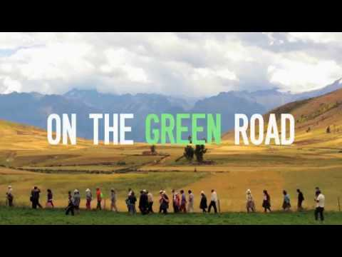On the Green Road - International Trailer