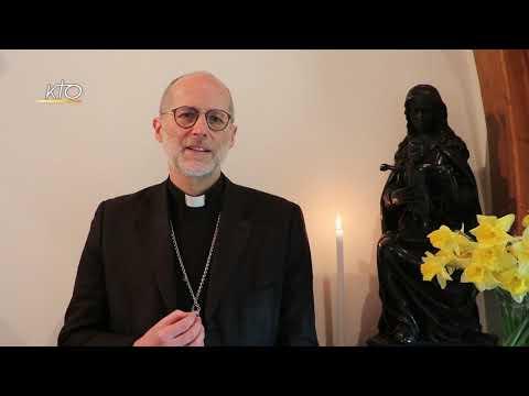 Mgr de Dinechin : Prier pour les malades