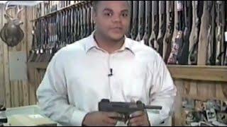 Virginia WDBJ shooter Bryce Williams showreel video