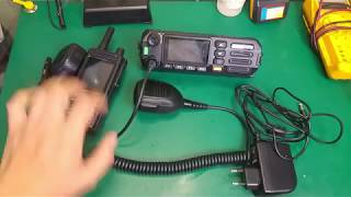 Radio Tone RT5 and RT4 audio compare test - Zello Android PTT
