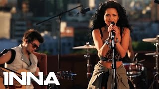 INNA - Caliente   Rock the Roof @ Mexico City