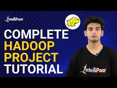 Hadoop Projects | Big Data Real Time Project | Hadoop Tutorial for Beginners | Intellipaat