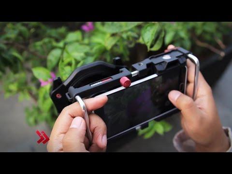 Video Review Cinema Mount -  Aksesoris Kamera Smartphone untuk Foto dan Video