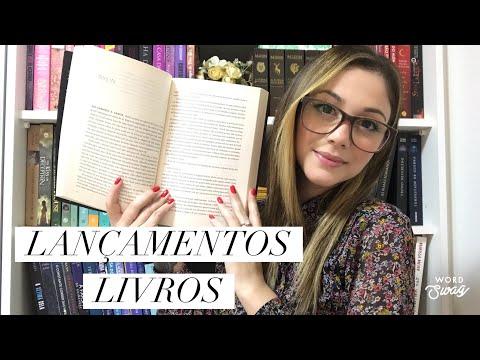 ÚLTIMOS LANÇAMENTO DE LIVROS ANUNCIADOS PELAS EDITORAS