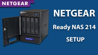 NETGEAR ReadyNAS Installation