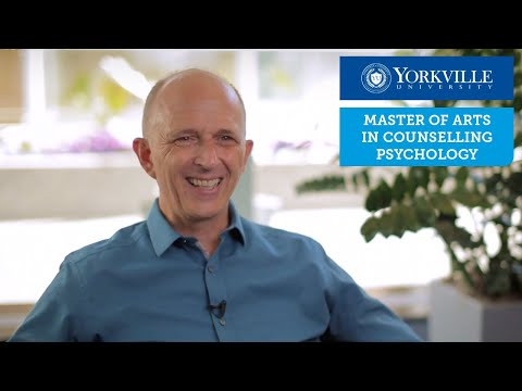 Master of Arts in Counselling Psychology |The Heart of the Program