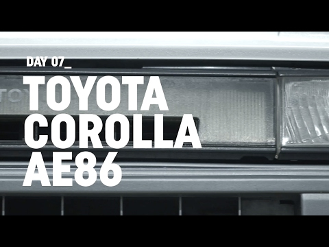 Toyota Corolla AE86 | 12 Days of Driftmas – Day 7