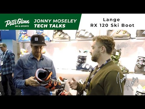 Peter Glenn Tech Talk: 2018 Lange RX 120 Ski Boot