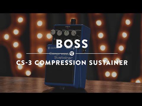 BOSS CS 3 Kytarový efekt