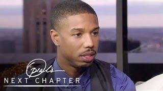 "Michael B. Jordan: ""Black Males, We Are America's Pit Bulls"" | Oprah's Next Chapter | OWN"